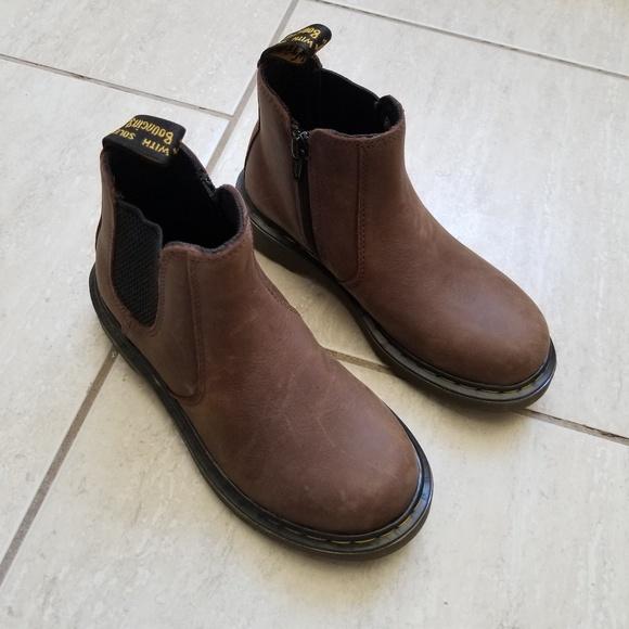 c1d4ddccbfdb9 Dr. Martens Shoes | Dr Martens Banzai Pull On Boot | Poshmark